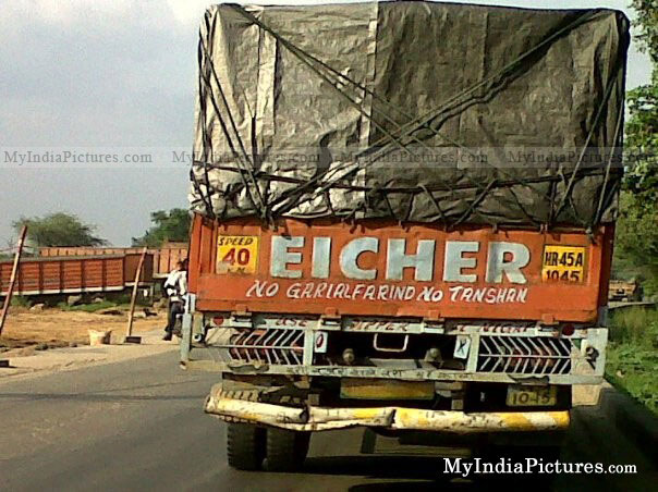 28 Very Funny Truck Images