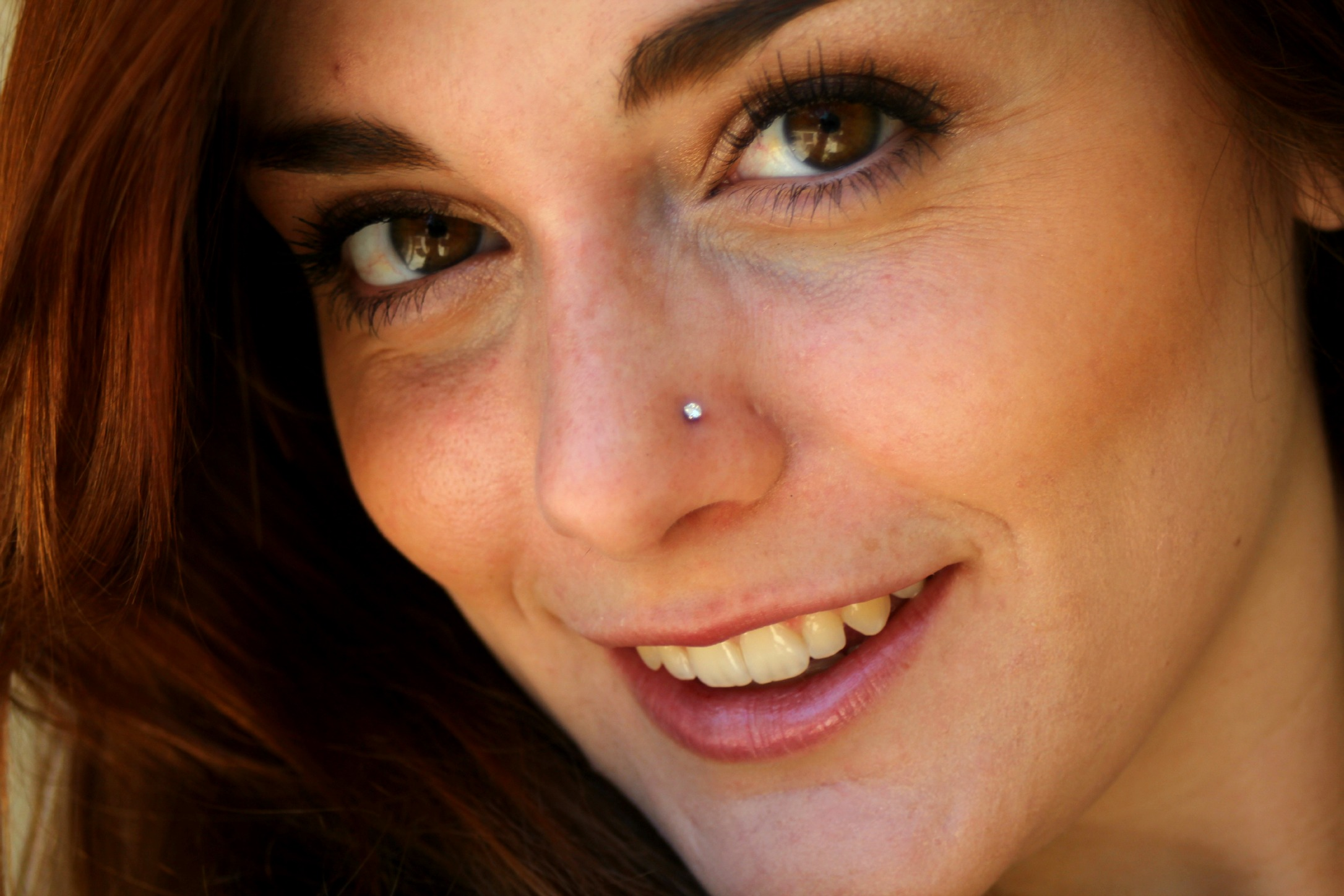 15+ nose piercing pictures and images ideas