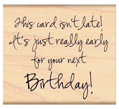 25 Best Belated Birthday Wishes Pictures And Photos – Happy Early Birthday Card