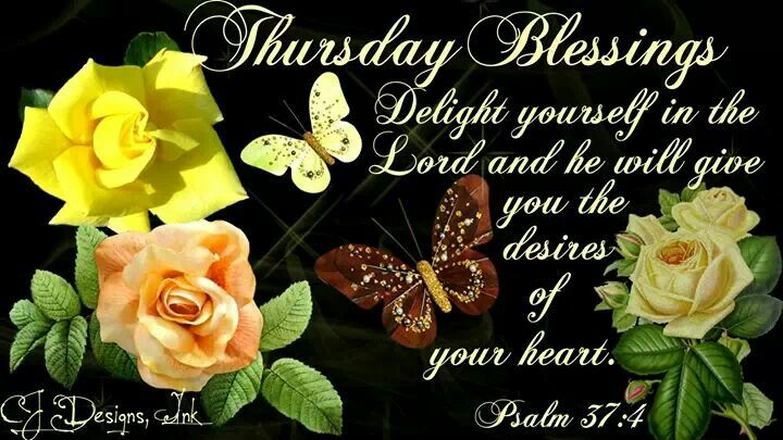 https://www.askideas.com/media/14/Thursday-Blessings-Delight-Yourself-In-The-Lord.jpg