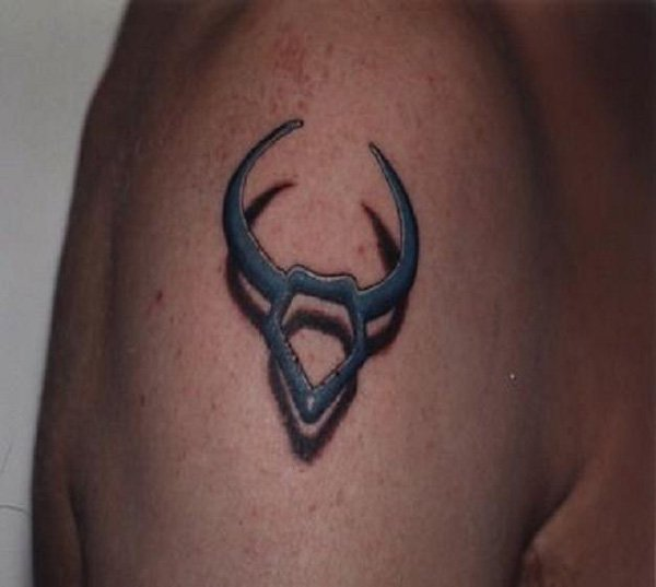 Taurus Tattoos Designs Ideas And Meaning: 13 Zodiac Taurus Tattoo Designs And Ideas