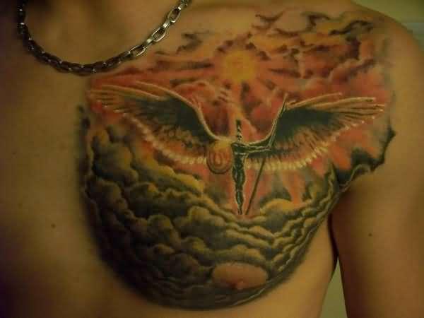 apollo sun tattoo - photo #29