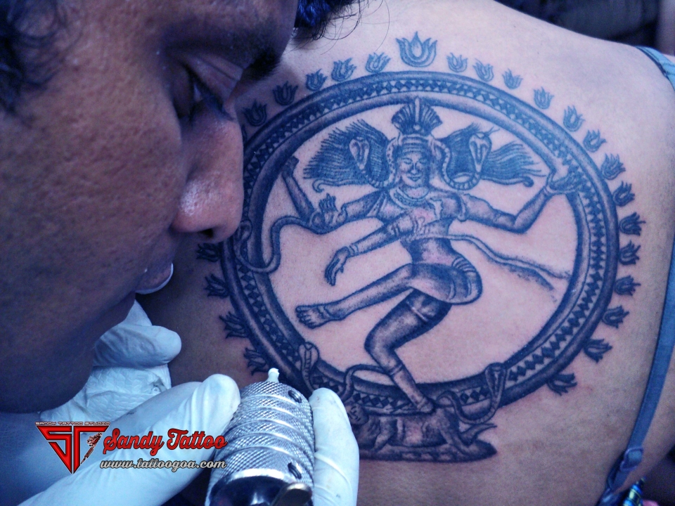 5 Latest Natraj Tattoo Images, Pictures And Ideas