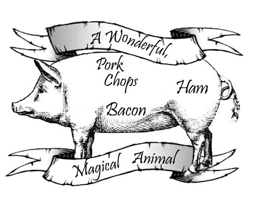 8 Wonderful Pig Tattoo Designs And Ideas