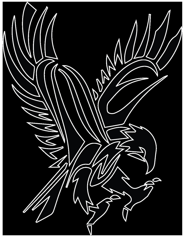 13 latest hawk tattoo designs and ideas