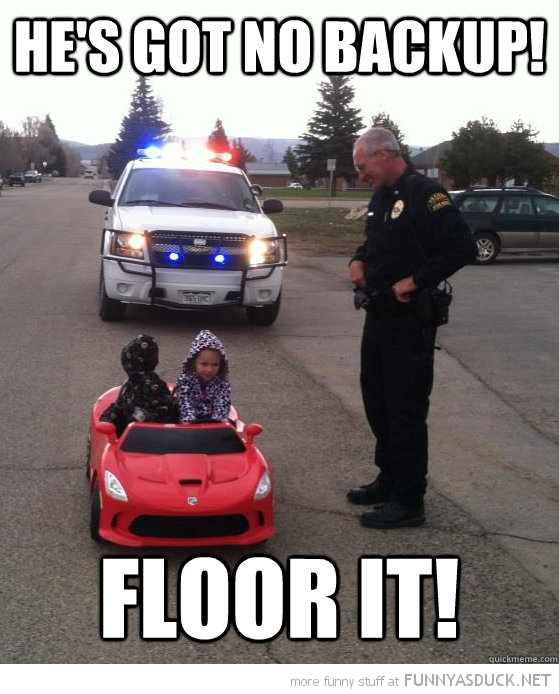 31 Most Funny Cops Pictures And Images