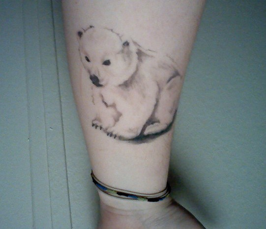 Bear Tattoo With Cub: 18 Awesome Cub Tattoo Images, Pictures And Design Ideas