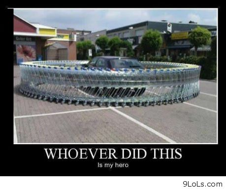 Funny Awesome Car Parking