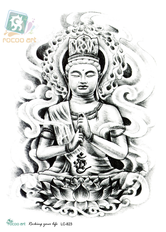 Gautama tattoo