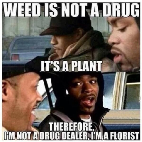 Weed Is Not A Drug Its A Plant Funny Meme weed is not a drug it's a plant funny meme