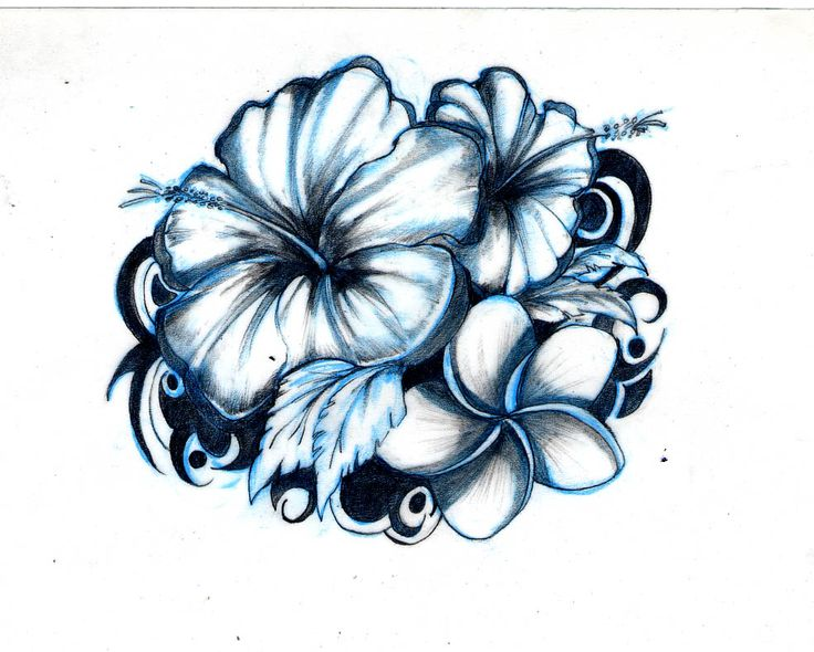 Tattoo Drawings Of Flowers 18 Awesome Flower Designs