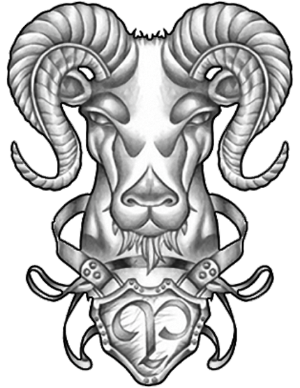 10 Aries Tattoo Designs And Ideas