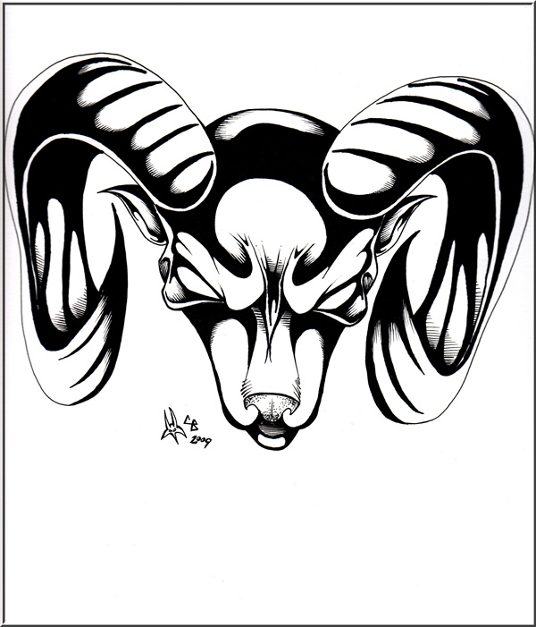 Awesome Aries Tattoo Designs: 10 Aries Tattoo Designs And Ideas