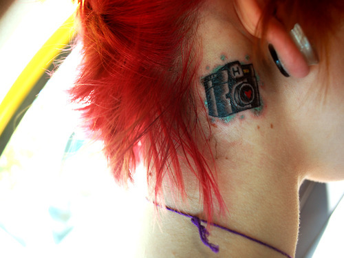 1d190a15c932a 30 Camera Tattoo Images, Pictures And Design Ideas