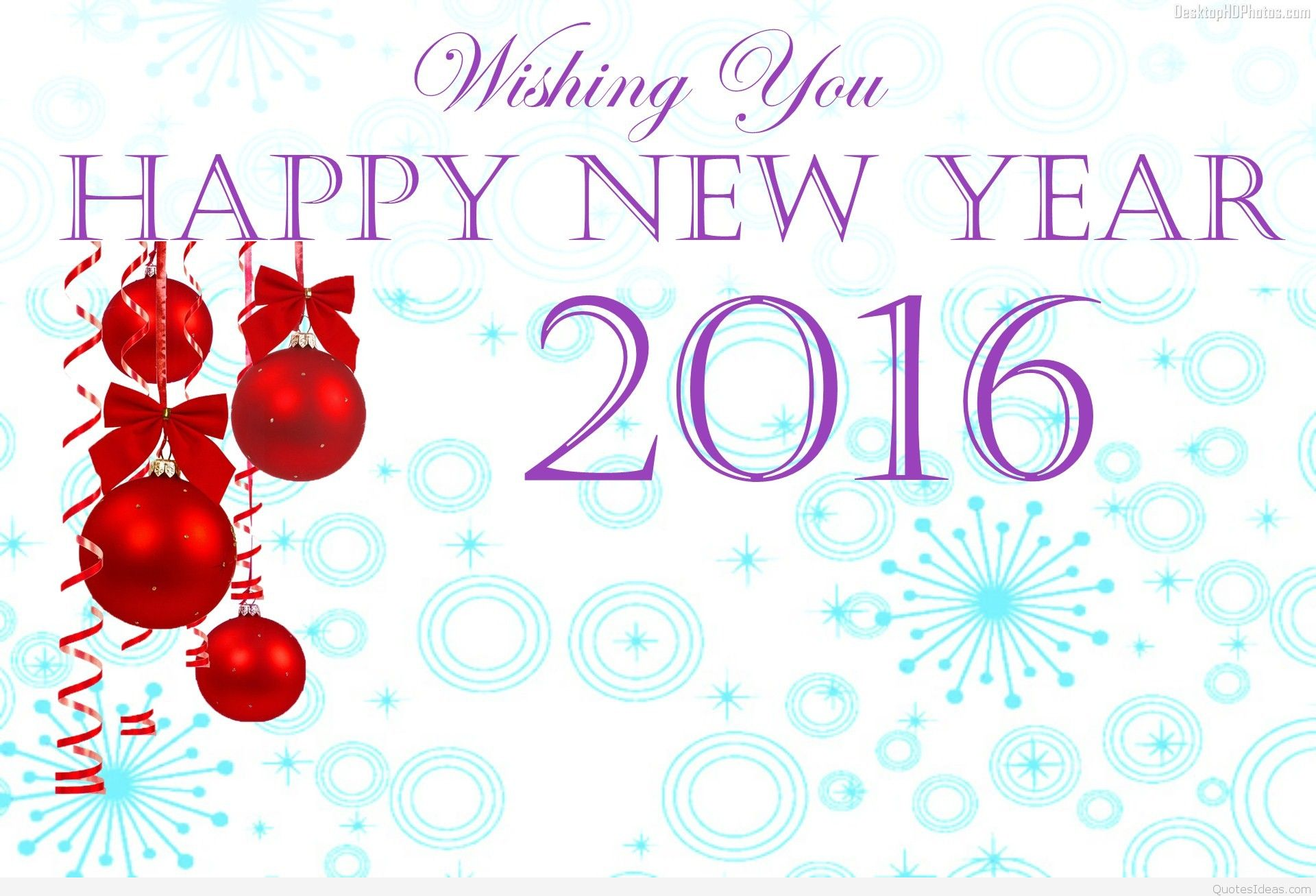 wishing you happy new year 2016