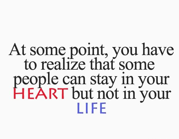 At Some Point You Have To Realize That Some People Can