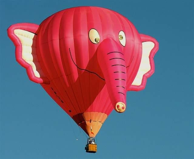 balloon air Funny hot