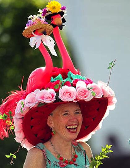 Weird Hats For Women 7