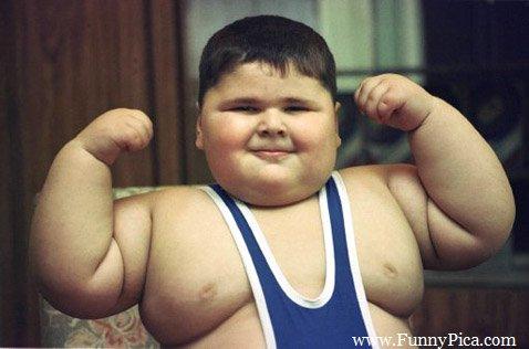 Gay fat kid