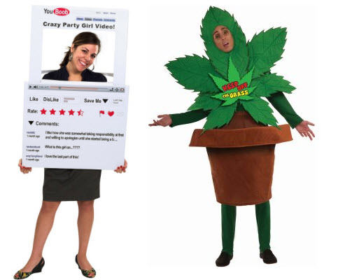 31 Very Funny Costume Pictures And Photos