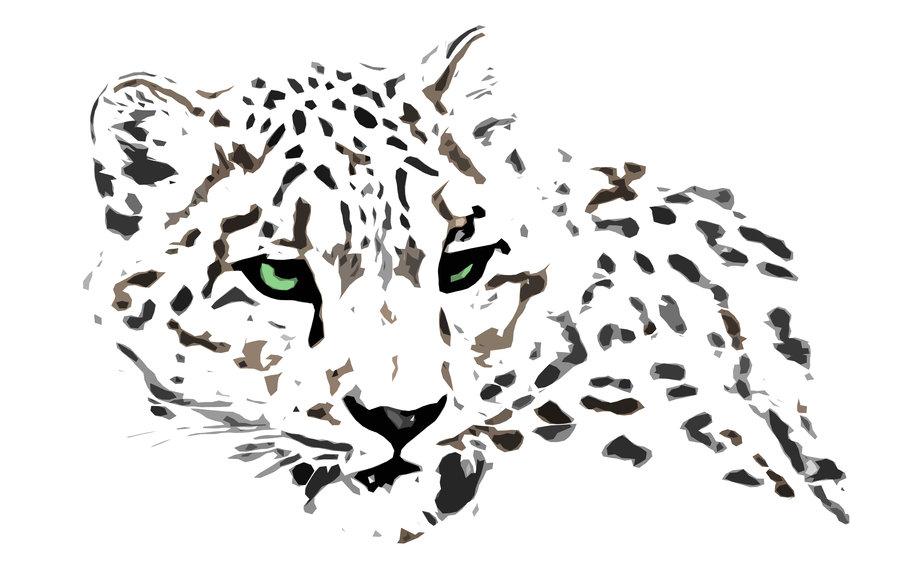 14 leopard tattoo designs and sketches. Black Bedroom Furniture Sets. Home Design Ideas