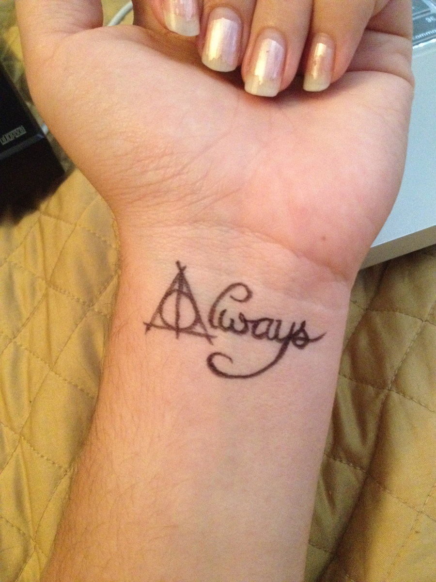 Harry Potter Tattoos Askideas Com
