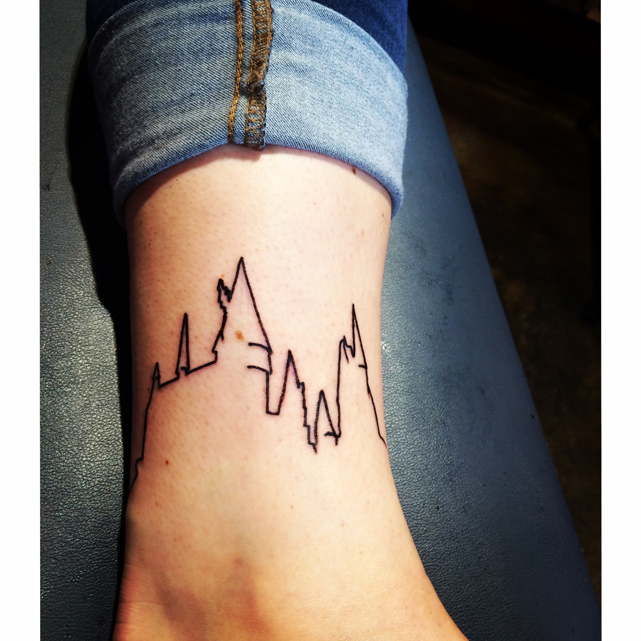 25 harry potter tattoo images pictures and design ideas for Unique harry potter tattoos