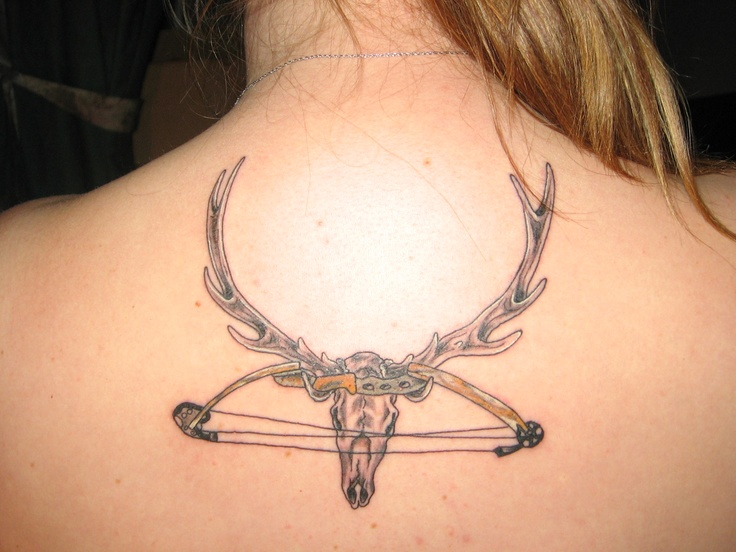 17 latest archer tattoo images pictures and ideas for Archery tattoo pictures