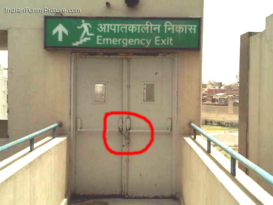 21 Most Funny Emergency Pictures