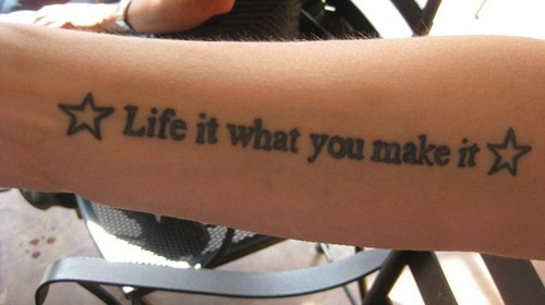 10 Love Quote Tattoos For Men Images And Pictures