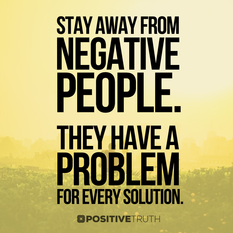 60 Best Negativity Quotes And Sayings