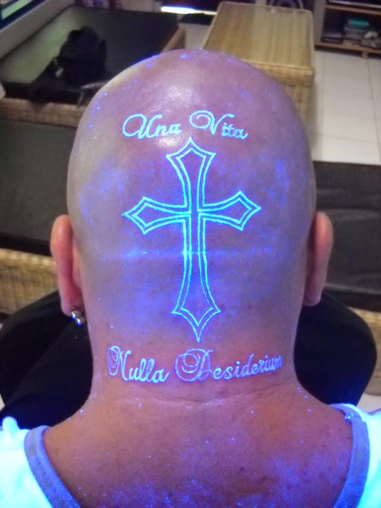 48 Blacklight Tattoos Ideas