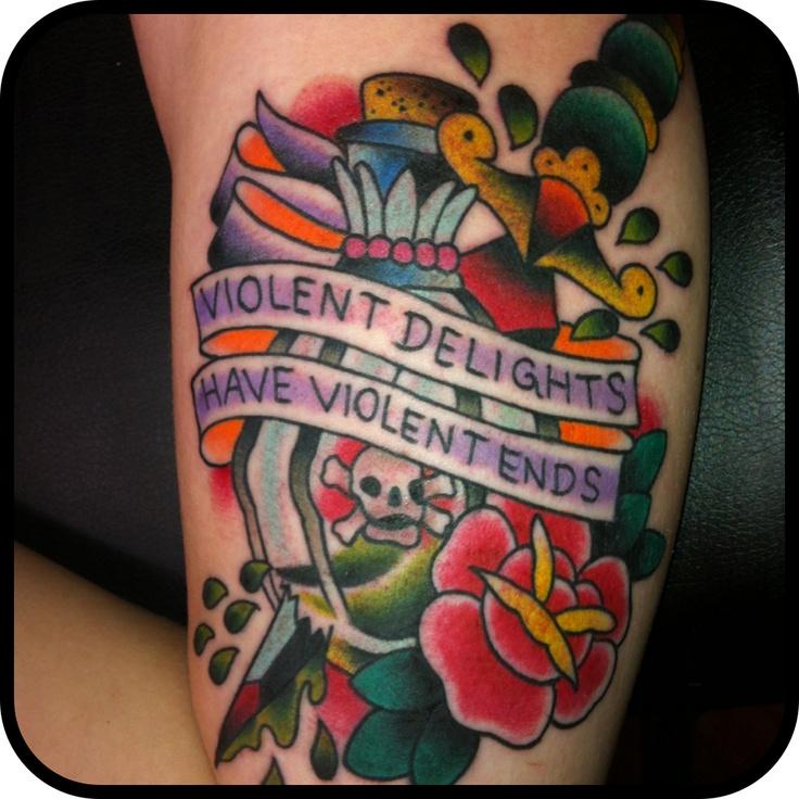 Poison Tattoo