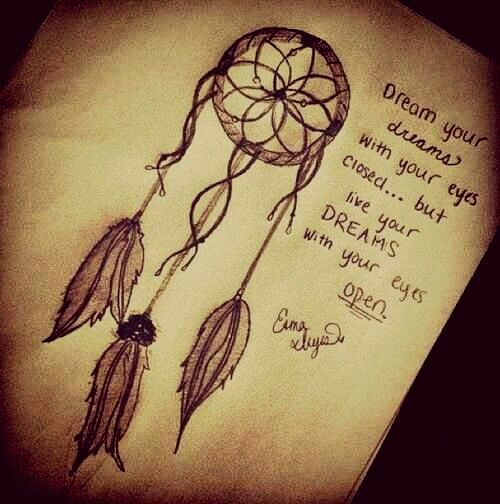 11+ Dreamcatcher Tattoos With Quotes