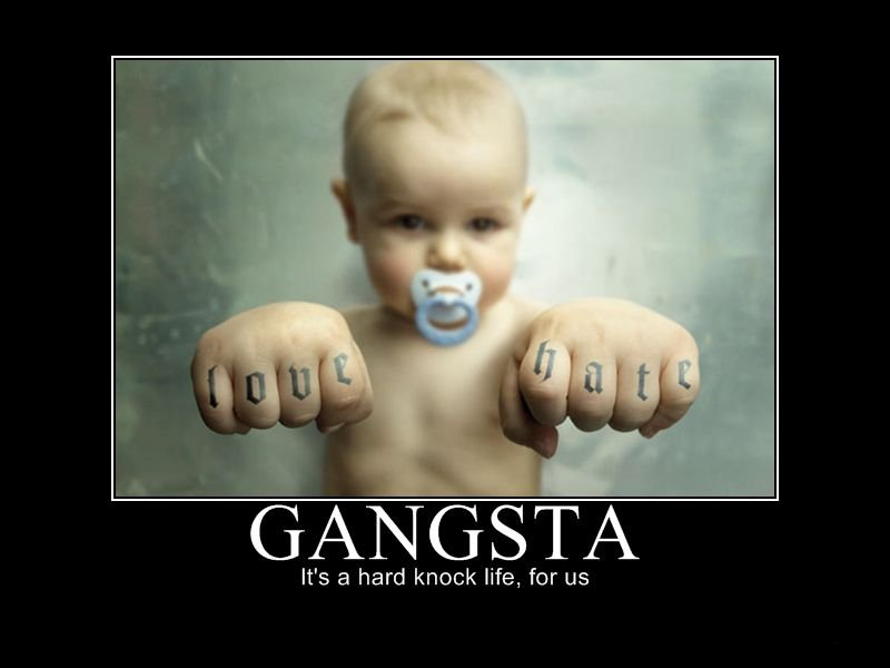 19 Most Funny Gangster Photos And Images