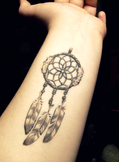 Dream Catcher Tattoos For Girls Cool 60 Dreamcatcher Tattoos On Wrist For Girls
