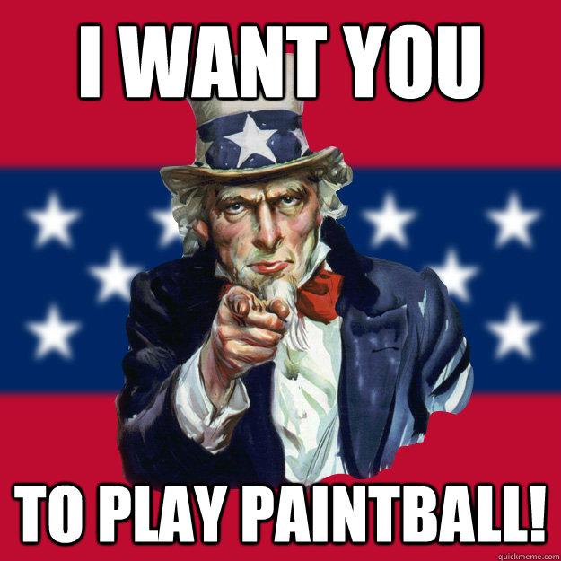 Top 10 Funniest Paintball Photos — Paintball Blog