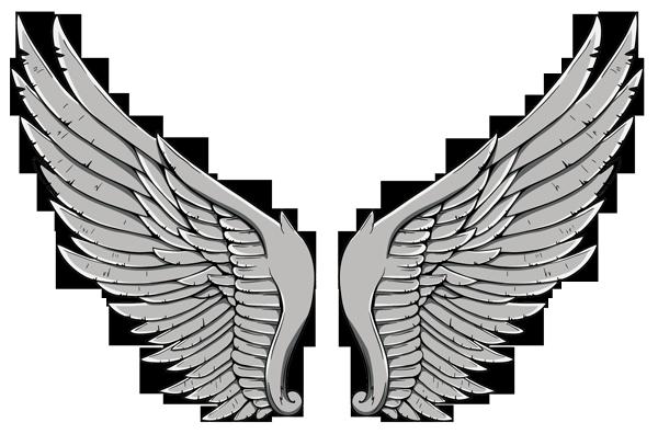 Nice Angel Wings Tattoo Ideas