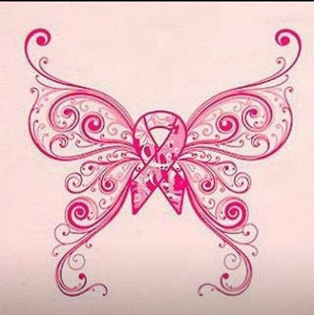Two Breast Cancer Tattoo Design Ideas For Women