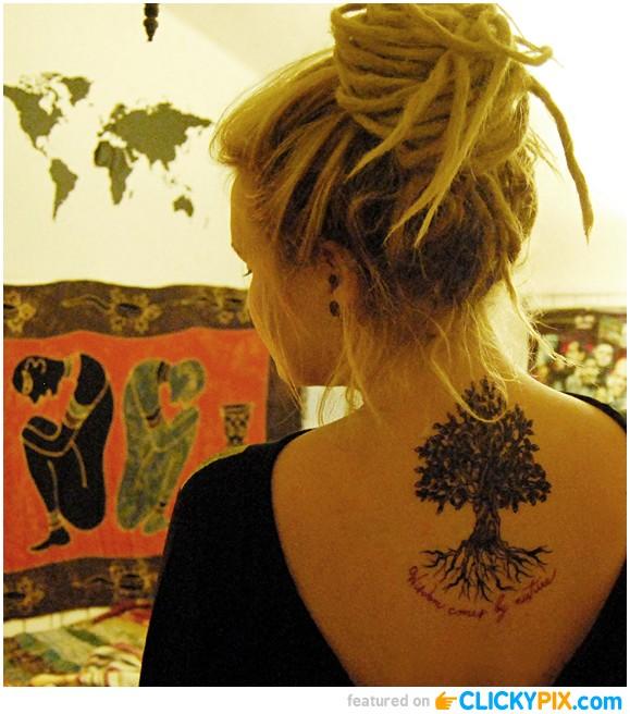 20+ Beautiful Nature Tattoos