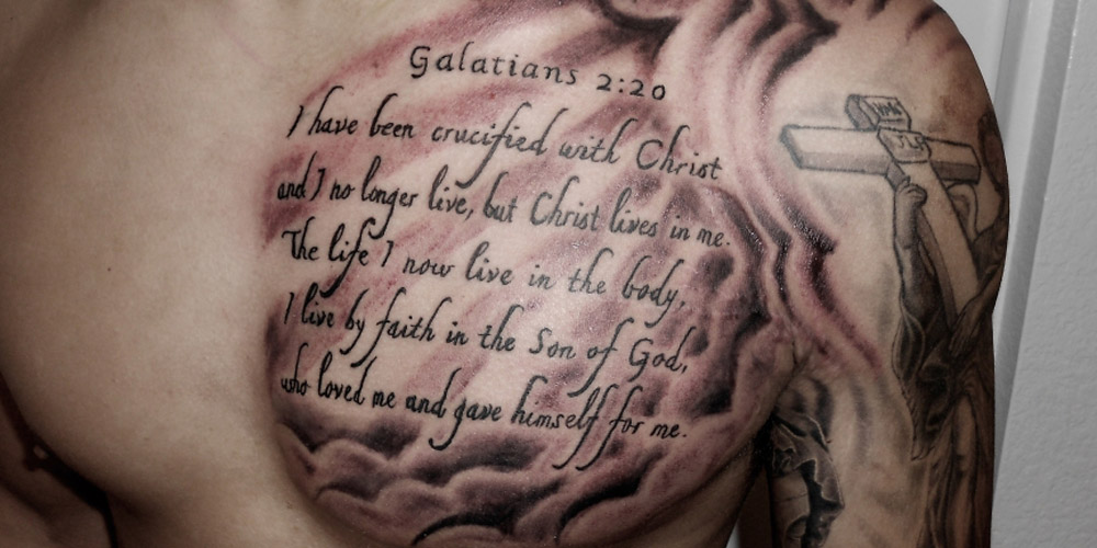 19+ Bible Tattoo Ideas