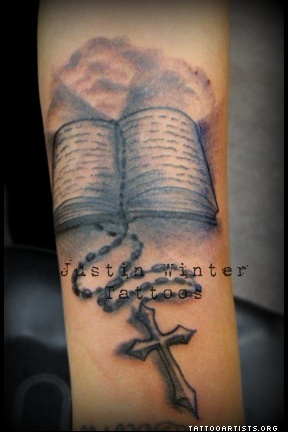 19 bible tattoo ideas for Bible verse tattoos on arm