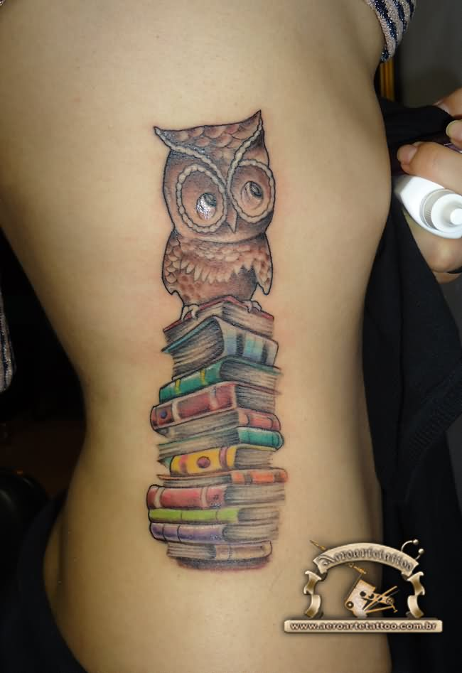 19 book tattoos images and pictures. Black Bedroom Furniture Sets. Home Design Ideas