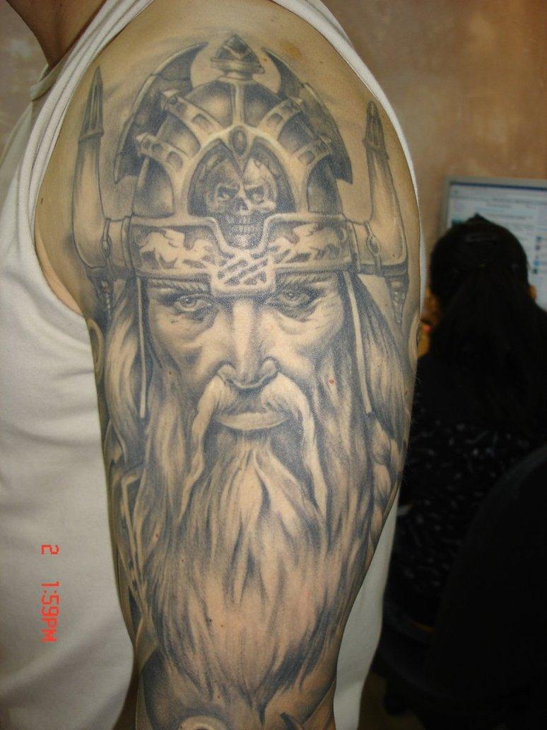 Tattoo Thor With Hammer Ideas Tattoo Designs 7