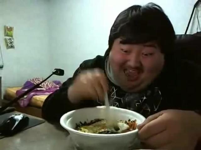 Funny Little Asian Kid