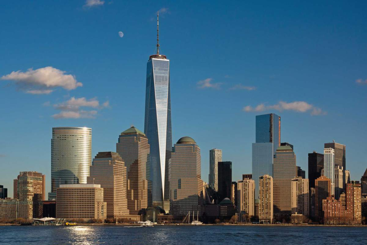 Image result for One World Trade Center New York