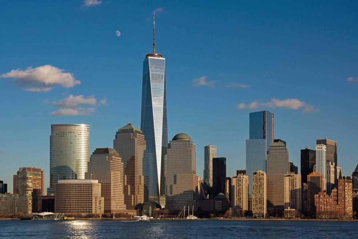 Image result for One World Trade Center New York