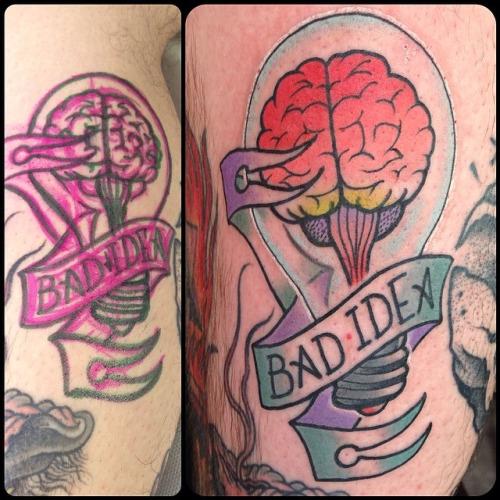 26 brain tattoo ideas collection