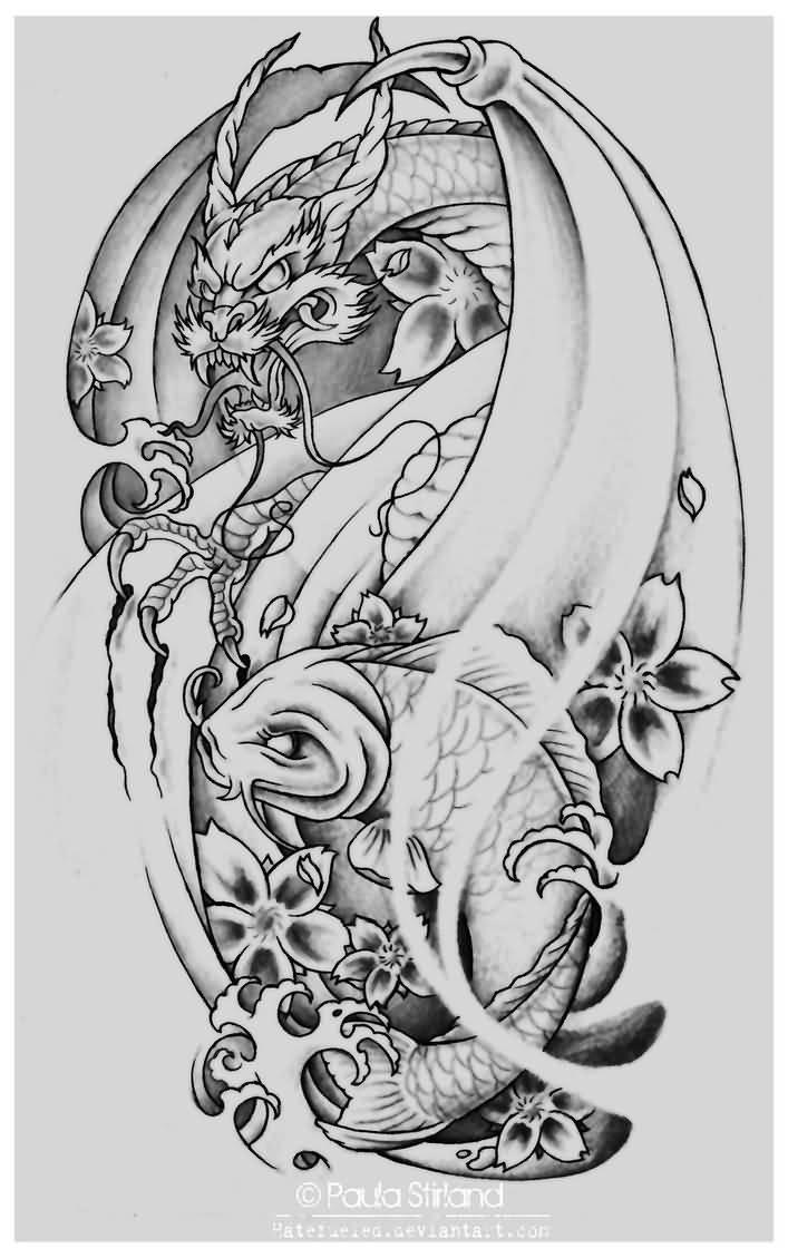 Koi Tattoos Askideas Com