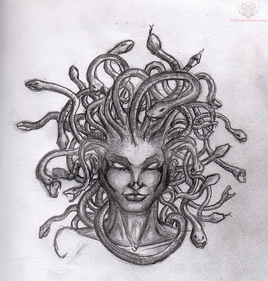 Face Of Medusa